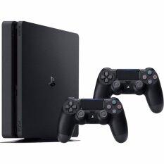 PS4 Slim 500GB ประกันศูนย์ SONY ไทย CUH-2106A FREE 2 จอยแท้