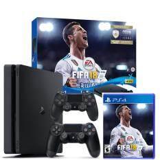 PS4 Slim 500GB FIFA18 Bundle Pack ประกันศูนย์ไทย 2ปี 3เดือน