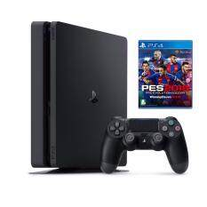 PS4 Slim 500GB ประกันศูนย์ SONY ไทย CUH-2106A Free PES 2018 [Zone 3]