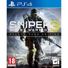 PS4 Sniper Ghost Warrios 3 - Season Pass Edition (Zone 1)
