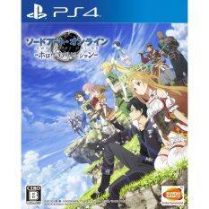 PS4 Sword Art Online: Hollow Realization (Japan)