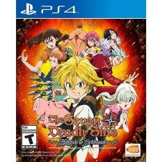 PS4: The Seven Deadly Sins: Knights of Britannia (English)