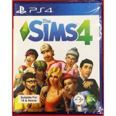 PS4 The Sims 4 ( Z3 / ASIA / English )