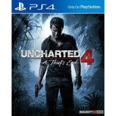 PS4 Uncharted 4: A Thief's End (Chinese & English Subs) (Asia)