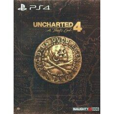 PS4 Uncharted 4: A Thief's End [Special Edition] (Chinese & English Subs) (Asia)