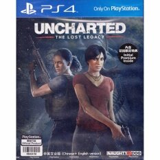 PS4 UNCHARTED THE LOST LEGACY (ASIA)