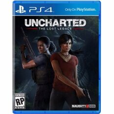 PS4 Uncharted The Lost Legacy Z3 Eng