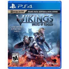 PS4 Vikings: Wolves of Midgard (US)