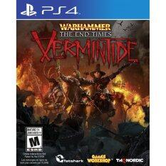 PS4 Warhammer: End Times - Vermintide (US)