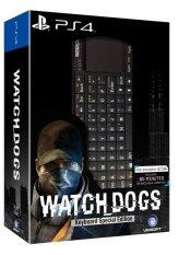 PS4 Watch Dogs Keyboard Special Edition (Zone 3)