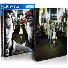 PS4 YAKUZA KIWAMI [STEELBOOK EDITION] (US)