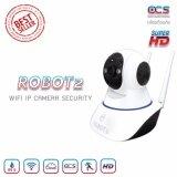 โปรโมชั่น กล้องวงจรปิด Psi Robot2 Wifi Ip Camera Security Hd รุ่น Robot2 ถูก