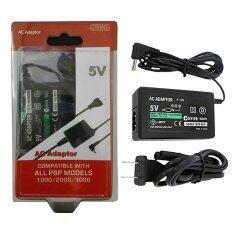 PSP สายชาร์จ PSP  AC Adapter Power Supply for Sony PSP 1000 2000 3000