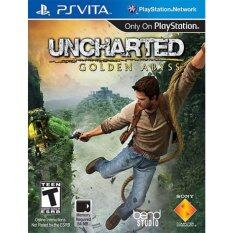 PSvita Uncharted golden abyss (z1)