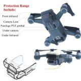 ทบทวน Ptz Gimbal Camera Lens Cap 3D Sensor Protector Cover For Dji Spark Rc Fpv Drone Intl