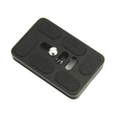 ส่วนลด Pu 60 Quick Release Plate For Universal Digital Camera Black Unbranded Generic