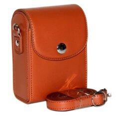 ซื้อ Pu Leather Camera Bag Case For Canon G9X G7X G7Xii Sx720 Sx710 Sx700 N100 Sx280 Sx275 Sx260 Sx240 A4000 A95 With Strap Intl ออนไลน์
