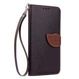 ขาย Pu Leather Card Holder Wallet Flip Case Cover With Stand Function For Apple Iphone 7 Black ใน จีน