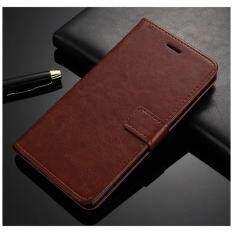ซื้อ Pu Leather Cover For Zte Nubia Z11 Max Brown จีน