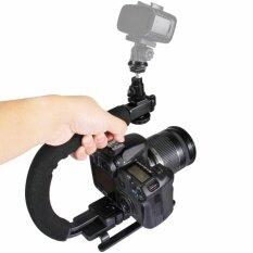 Dazzne S40 Handheld Camera Stabilizer 15.75. Source.