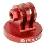 ราคา Puluz Mount Adapter สำหรับต่อกับกล้อง Action Camera Gopro Hero4 Session 4 3 3 2 1 Xiaomi Yi Sj4000 Sj5000 Sj6000 สีแดง เป็นต้นฉบับ Puluz