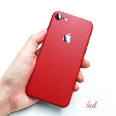 ขาย Pvc สติ๊กเกอร์รอบตัว Iphone6 6S สีแดง ออนไลน์