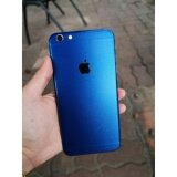 ราคา Pvc สติ๊กเกอร์รอบตัว Iphone6 6S สีน้ำเงิน เป็นต้นฉบับ