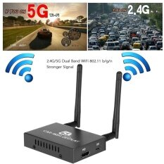 ราคา Pvt 898 5G 2 4G Car Wifi Display Dongle Receiver Linux System Airplay Mirroring Miracast Dlna Airsharing Full Hd 1080P Hd Interface For Hdtv Smart Phones Notebook Tablet Pc Intl เป็นต้นฉบับ Unbranded Generic