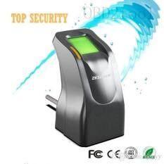 Qbyyy Zkt Zk4500 Usb ตัวอ่านเซ็นเซอร์ลายนิ้วมือสำหรับคอมพิวเตอร์พีซีบ้านและสำนักงาน Sdk ฟรีจับเครื่องสแกนเนอร์ขายปลีกกล่อง By Shenzhen Qianbaiyi Tech Co,.ltd.