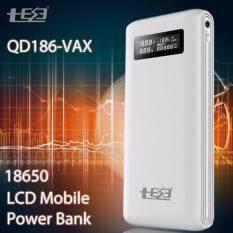 ราคา Qidian Diy Powerbank Qd186 Vax 6X18650 ไม่รวมแบตเตอรี่ ออนไลน์ กรุงเทพมหานคร