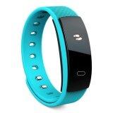 ซื้อ Qs80 Smart Watch Gsensor Blood Pressure Sleep Heart Rate Monitor Wristband Ip67 Intl ถูก ใน จีน