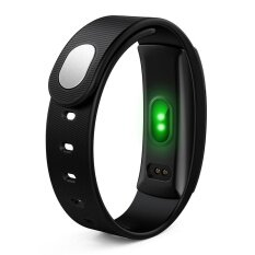 QS80 สมาร์ทนาฬิกา Gsensor ความดันโลหิตอัตราการเต้นของหัวใจนอนหลับสายรัดข้อมือ IP67