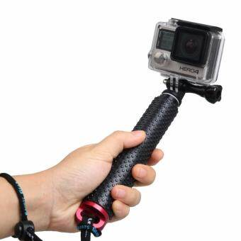 QUALITY Extendable Telescopic Monopod Aluminum Selfie Stick Gopro Accessory Handheld Pole Tripods Mount for GoPro Hero Hero3 Hero3+ Hero4 and Action Camera