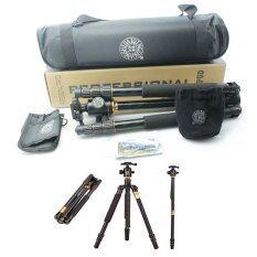 ขาย Qzsd Q999 Pro Diamond Edition By 9Final ขาตั้งกล้อง 2 In 1 Tripod Monopod Qzsd ผู้ค้าส่ง