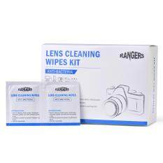 ราคา Rangers 100 Pre Moistened Lens Wipes Ideal Glasses Camera Cleaning Wipes Ra102 Intl ออนไลน์
