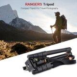 ขาย ซื้อ ออนไลน์ Rangers 56 ขาตั้งกล้องแบบพาพก ขาตั้งกล้อง 3 ขา น้ำหนักเบา สำหรับ กล้อง Dslr Camera