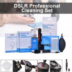 ราคา เรนเจอร์ 9ใน1 อาชีพทำความสะอาดเลนส์หลายชุดเซ็ตสำหรับ Dslr Slr กล้องNra101 Intl เป็นต้นฉบับ