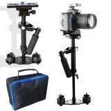 ราคา Ranwd S40 40Cm 4M Handheld Stabilizer Camera Stabilizer Steadicam For Camcorder Video Dv Dslr Camera Black Intl ออนไลน์ จีน