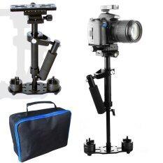 ทบทวน Ranwd S40 40Cm 4M Handheld Stabilizer Camera Stabilizer Steadicam For Camcorder Video Dv Dslr Camera Black Intl
