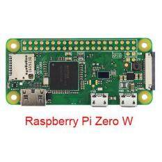 เมนบอร์ด Raspberry Pi Zero W Board with WIFI & Bluetooth 1GHz CPU 512MB RAM 1080P HD