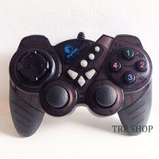 Razeak Gaming control JOY USB จอย คอม เกมมิ่ง รุ่น RJ-06 (สีดำ) Black