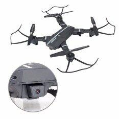 โดรนบังคับ โดรนติดกล้อง กล้องปรับมุมได้ Rc Drone 8807 บินเองได้ ตีลังกาได้ 360 องศา ดูภาพสดผ่านมือถือ กล้องชัด 2 ล้าน Pixel.