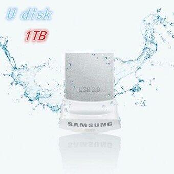 ~ READY STOCK ~1TB Andrews USB 3.0 Plate Innovative Square Head Creative Waterproof U Disk Portable Pocket Pocket Album Key Chain Memory Expansion High-speed Transmission - intl