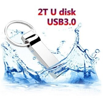 ~ READY STOCK ~2TB Selling Waterproof OTG Usb Flash Drive Usb3.0 High-speed Transmission Drive Metal Texture U Disk - intl