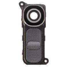 ราคา กล้องเลนส์ครอบแก้วด้านหลังวางกรอบสำหรับ Lg G4 H815 H810 H811 Vs986Ns สีดำ