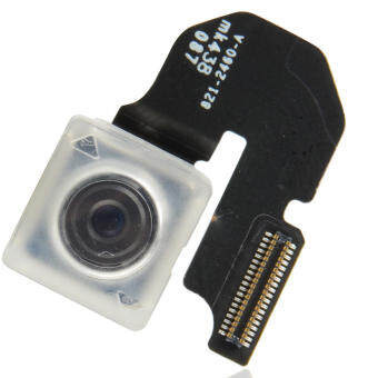 เลนส์กล้องด้านหลังขนาดใหญ่เปลี่ยนสาย FLEX สำหรับ Apple iPhone 6 4.7