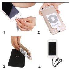 ขาย Receiver Card Qi Wireless Charger For Micro ใหม่