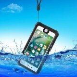 ซื้อ Redpepper Pc Tpu Waterproof Case For Iphone 7 Plus Ip68 Underwater Sealed Dust Proof Cover Black Intl Redpepper