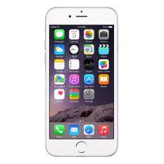 โปรโมชั่น Refurbished Apple Iphone 6 16Gb Silver Free Case Screenprotector Apple ใหม่ล่าสุด