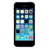 Refurbished Apple Iphone5S 16 Gb Black Free Case Screenprotector เป็นต้นฉบับ